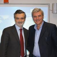 Stefano Pasquino e Giovanni De Paoli